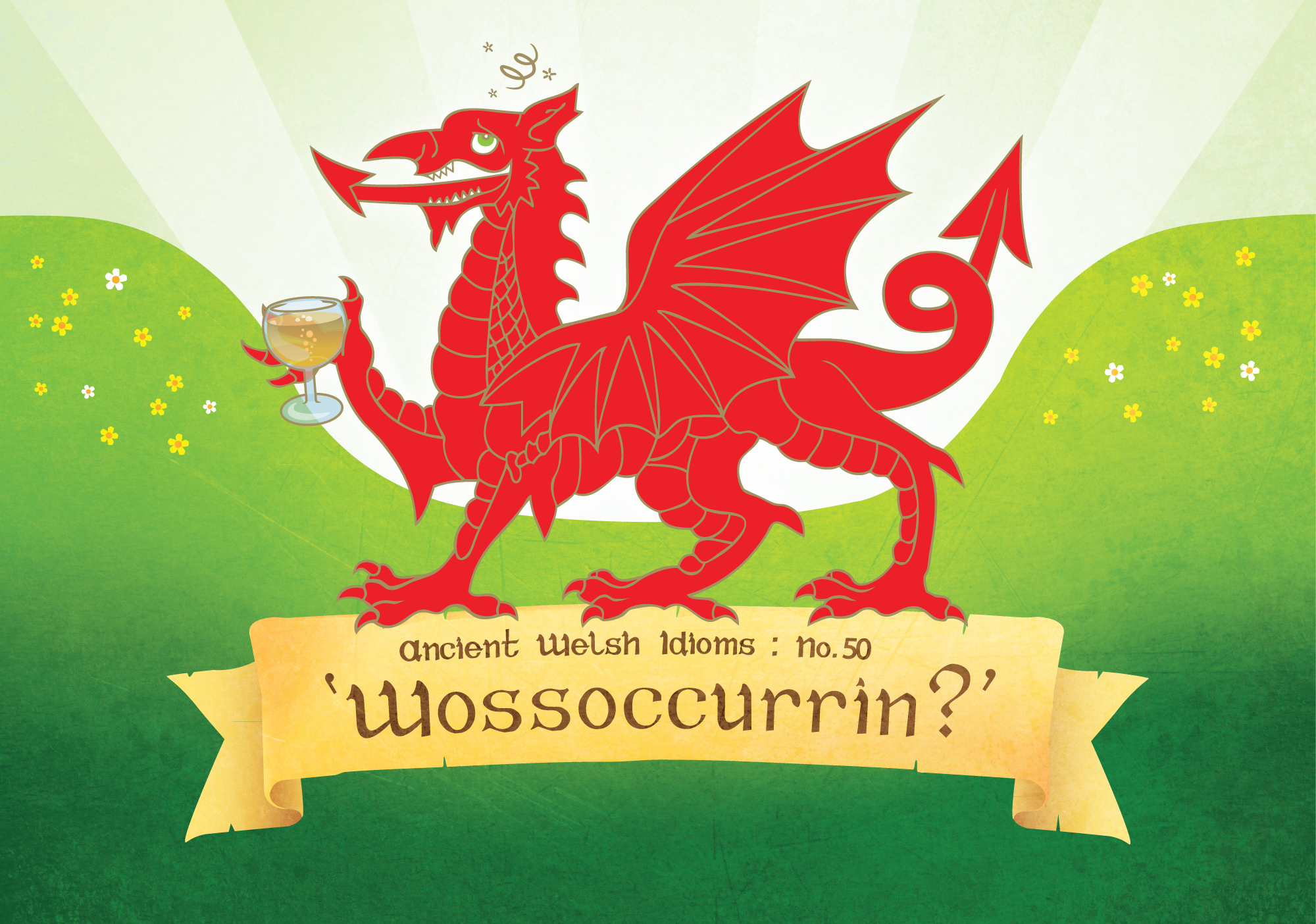 """Wossoccurrin?"""